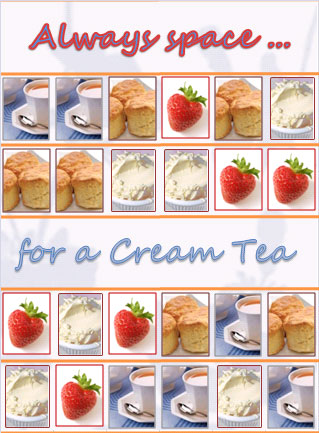 Cream Tea pic